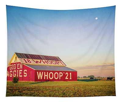 Aggie Barn 2017 Tapestry