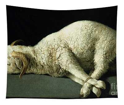 Agnus Dei Tapestry