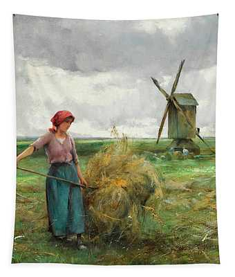 Agriculture Tapestry