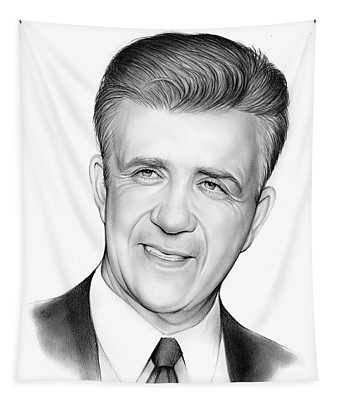 Alan Thicke 1947-2016 Tapestry