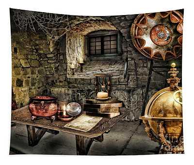 Alchemist Chamber Tapestry