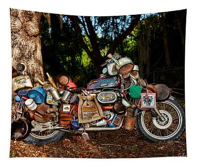 All But The Kitchen Sink Tapestry