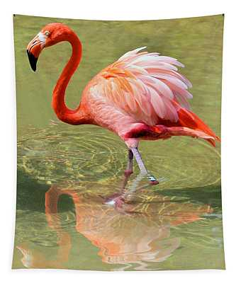 All Ruffled Up Tapestry