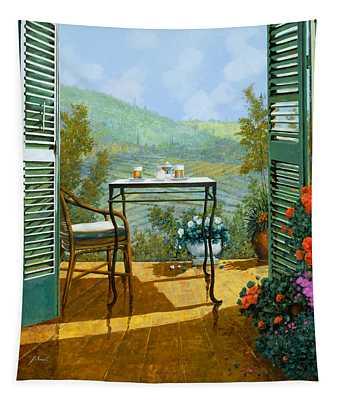 Alle Dieci Del Mattino Tapestry
