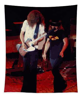 Allen And Ronnie Winterland 1 Tapestry