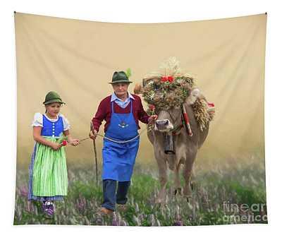 Almabtrieb Tapestry