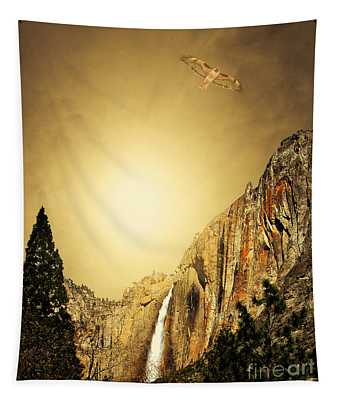 Almost Heaven Tapestry
