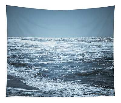 Along The Shore Tapestry