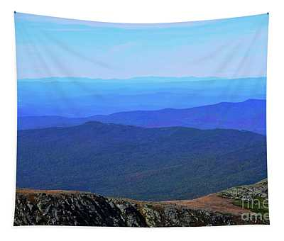 Tapestry featuring the photograph Alpine Tundra by Patti Whitten