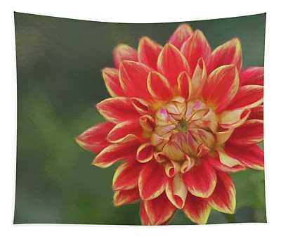 Am I A Chrysanthemum Tapestry