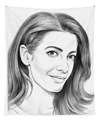 Amal Clooney Tapestry