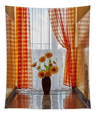Amber View Tapestry