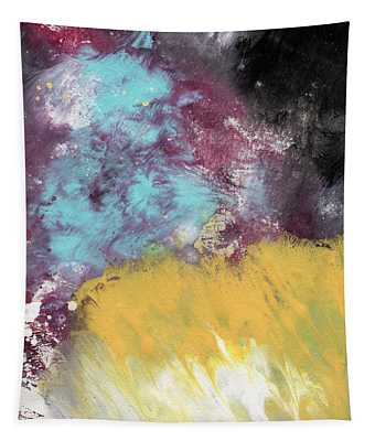Ambrosia 5- Abstract Art By Linda Woods Tapestry