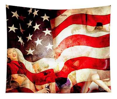 American Dream Tapestry