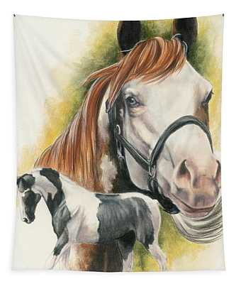 American Paint Tapestry