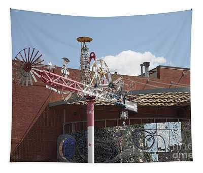 American Visionary Art Museum In Baltimore Tapestry