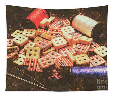 Americana Antiquities Tapestry