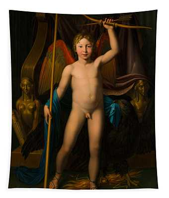 Amor Triumphant Tapestry