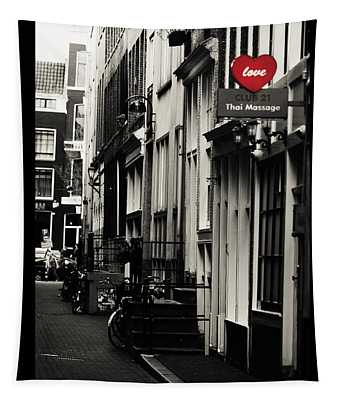 Amsterdam Posters. Love Tapestry