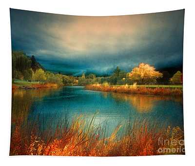 An Autumn Storm Tapestry
