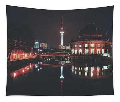 An Evening In Berlin Tapestry