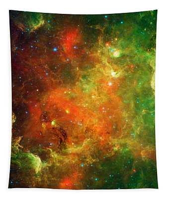 An Extended Stellar Family - North American Nebula Tapestry