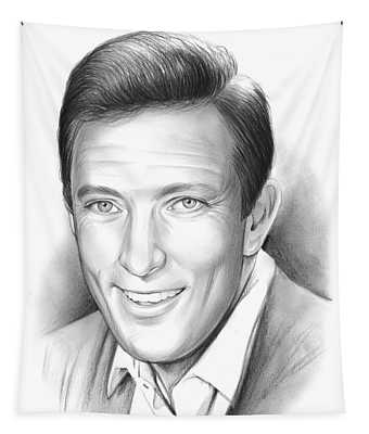 Andy Williams Tapestry