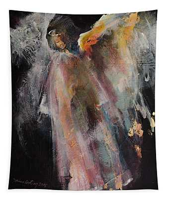 Angel 6 Tapestry