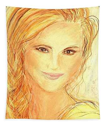 Anna Paquin Tapestry