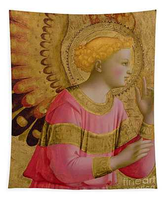Annunciatory Angel Tapestry