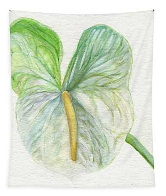 Anthurium Tapestry