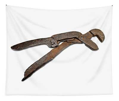 Antique Adjustable Plier Tapestry