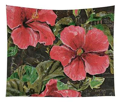 Hibiscus Wall Tapestries