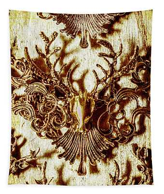 Antler Antiquities Tapestry