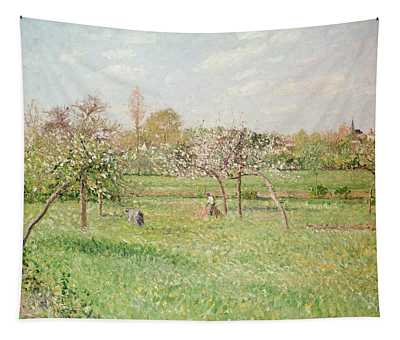 Apple Trees At Gragny Tapestry