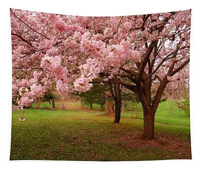 Approach Me - Holmdel Park Tapestry