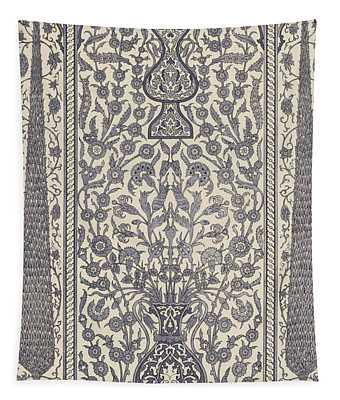 Arabian, Wainscot Tapestry