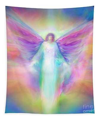 Archangel Raphael Healing Tapestry
