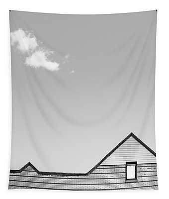 Architectural Ekg Tapestry