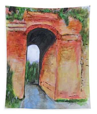 Arco Felice, Revisited Tapestry