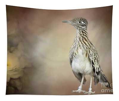 Arizona Roadrunner Tapestry
