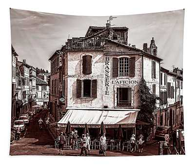 Arles, France, In Sepia Tapestry