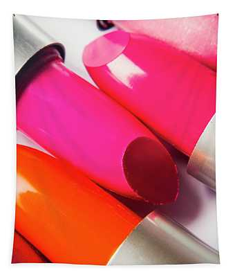 Art Of Beauty Products Tapestry