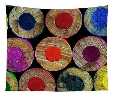Art Supplies Tapestry