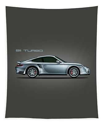 Porsche 911 Turbo Tapestry