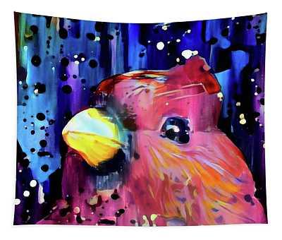Redbird Christmas Tapestry