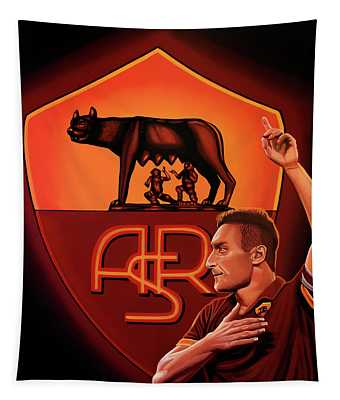 As Roma Painting Tapestry