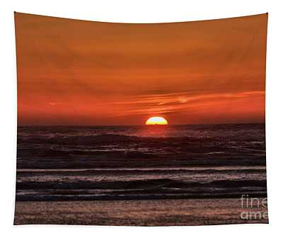 As The Sun Falls Tapestry