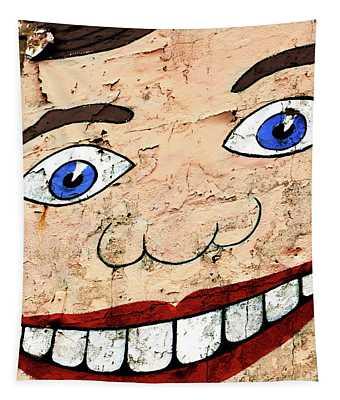 Asbury Tillie Smile Tapestry