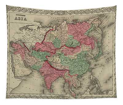 Asia Tapestry